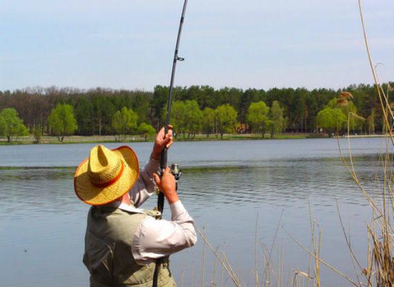 рыболовы великого устюга