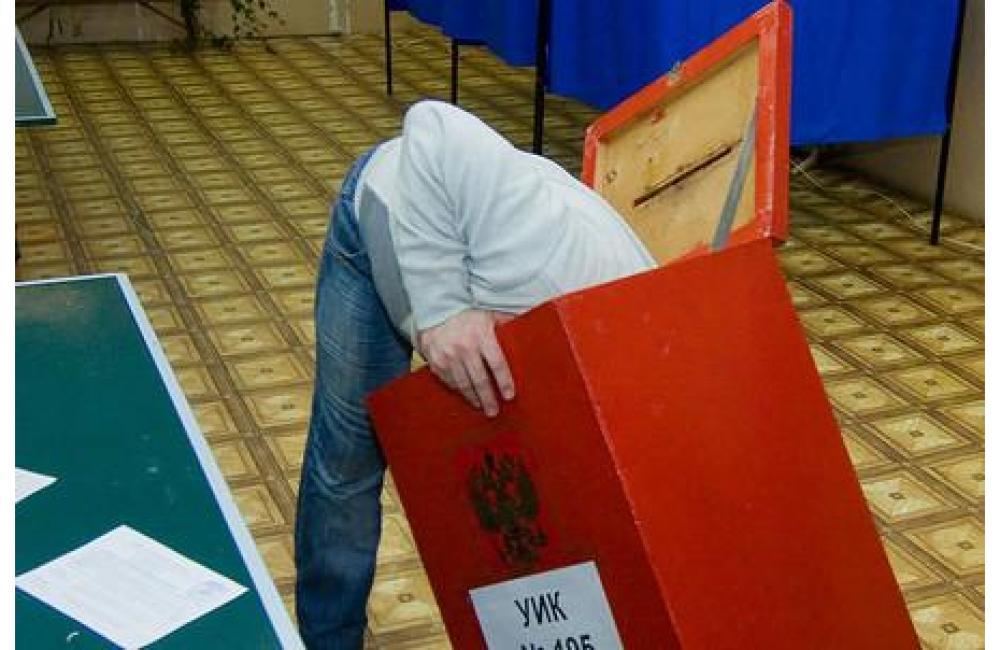 В новомосковске на выборах в гордуму могут использовать кэг