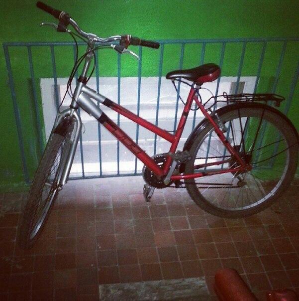 менее береги велосипед от краж тело