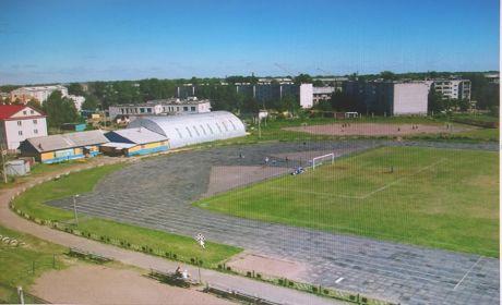 Ремонт и модернизация спортивных объектов Котласа – на финишной прямой