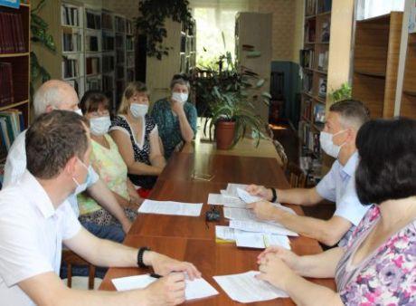 Глава городского округа «Котлас» встретился с жителями микрорайона 46 л/з и Бочаги