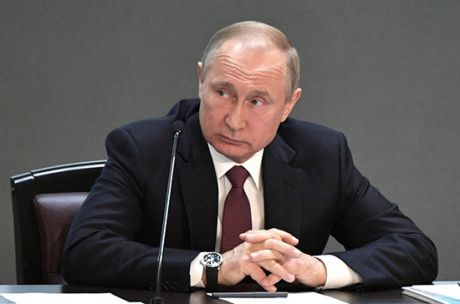 Путин пообещал дать деньги на детей и списать налоги бизнесу