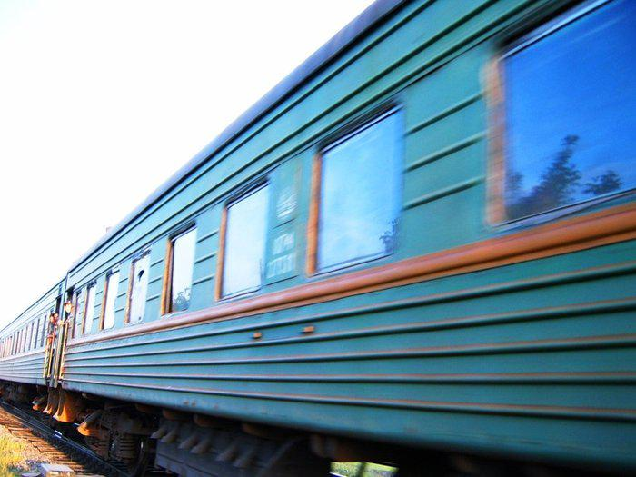 Вологодская область: Поход через монастырь в