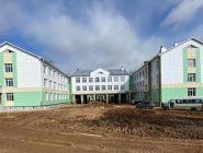 Завершение строительства школы в Котласе на 860 мест профинансировано из федерального бюджета