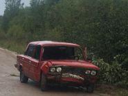 Водитель и пассажир ВАЗа пострадали в ДТП