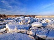 Ледоход в Поморье придет позже обычного срока