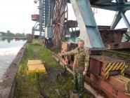 Вынесен обвинительный приговор в отношении троих местных жителей, совершивших хищение с территории речного порта