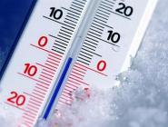 Зима в России может потеплеть на пять градусов к середине века
