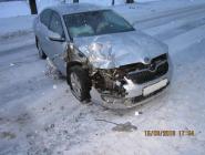 Будьте внимательней на дороге!