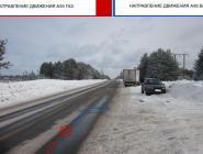 В Котласском районе столкнулись ГАЗ и ВАЗ