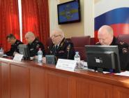 В УМВД России по Архангельской области подвели итоги деятельности в первом квартале этого года