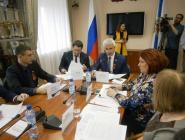 Депутаты обсудили переход на новую систему обращения с твердыми коммунальными отходами