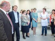 Глав муниципальных образований познакомили с работой перинатального центра