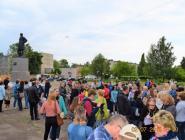Пикеты против пенсионной реформы прошли в районах области