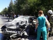 Четыре человека пострадали в ДТП на автодороге Котлас - Коряжма