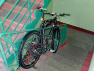 Похищены три велосипеда