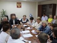 Состоялось первое заседание оргкомитета по подготовке к юбилею Вычегодского