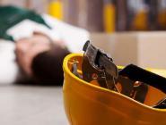 В июле в регионе произошло 15 несчастных случаев на производстве