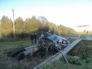 Два человека погибли и двое пострадали в ДТП под Приводино