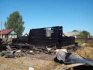 В Котласском районе значительно увеличилось количество пожаров