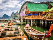 Особенности отдыха в Таиланде: развлечения, рыбалка, поведение в буддийском храме