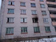 Пожар в Вычегодском: погиб человек