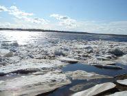 В Архангельской области началась подготовка к ледоходу и паводку