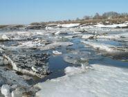Ледоход на реках Архангельской области прогнозируется в конце апреля