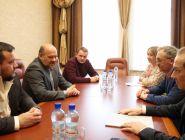 Общественники передали предложения губернатору региона