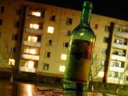 В Вычегодском торговали спиртным на дому
