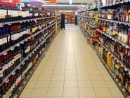 В России упали продажи алкогольных напитков