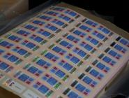 В Архангельскую область поступили специальные знаки (марки) для проведения выборов Президента России