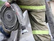 На соревнованиях огнеборцев дети собирали автоматы Калашникова на время