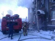 Морозные каникулы подходят к концу. Пожарно-спасательные подразделения подвели итоги праздников