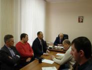 В Котласе состоялось совещание с представителями управляющих компаний