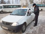 Борьба с нелегальным такси в регионе набирает обороты