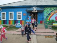 Встречи пожарных Котласского района с детьми продолжились и после окончания учебного года
