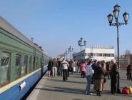 Расписание поезда Котлас-Архангельск будет скорректировано