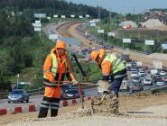 В России предлагают изменить технологии строительства автодорог