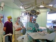 На приобретение медицинского оборудования для больниц направлено 155 миллионов рублей