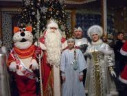 Матушка Зима поздравит с днем рождения Российского Деда Мороза
