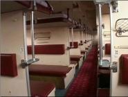 РЖД прекратили продажу билетов в общие вагоны и плацкарт