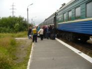 Пригородные поезда на направлении Котлас – Урдома изменят расписание с 16 ноября