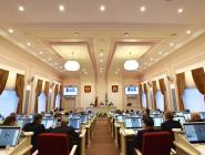 Подведены итоги работы регионального парламента в 2017 году