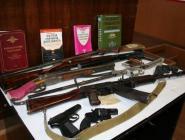 У жителей Архангельской области около 76 тысяч единиц оружия