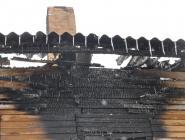 Котласские пожарные отстояли многоквартирный дом