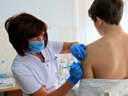 Вакцинация в Котласе продолжается