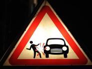 Госавтоинспекция призывает пешеходов быть предельно внимательными на дорогах