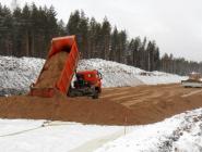Все ремонтно-строительные работы на дорогах Поморья завершены