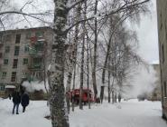 Два человека спасены при пожаре в Савватии
